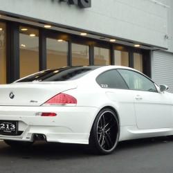 BMW M6 ハーマン フォージアート カスタム