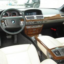 BMW 750Li ハイパーフォージド HF213R 22インチAW カスタム