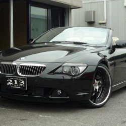 BMW 6シリーズカブリオレ レーベンハート カスタム