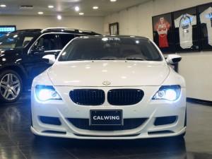BMW M6 HAMANN ハーマン フォージアート カスタム