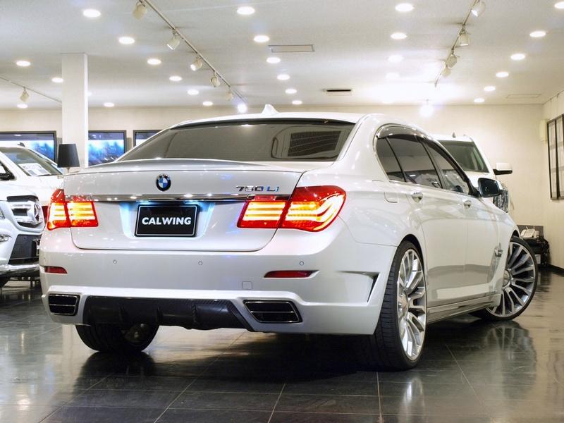 BMW 750Li MANSORY Version マンソリー カスタム