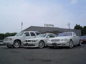 ボーラーズ エスカレード CL BMW7
