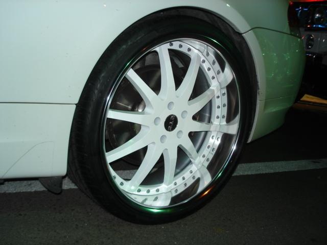 BMW 650I ハイパーフォージド