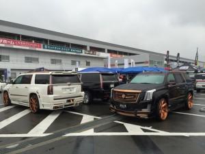 富士スピードウェイにて行なわれました「モーターファンフェスタ2016」に参加してきました。