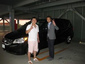 福岡県福岡市にお住まいのT様に 2011y フォルクスワーゲン ルータン SE with RSE をご納車させて頂きました。