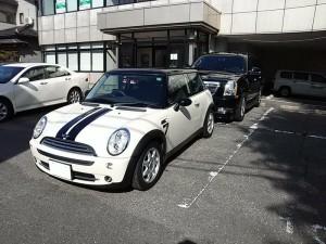 3台目のご用命ありがとうございます。新潟県新潟市のA社長様に BMW MINI 限定車 クーパーセブン をご納車させて頂きました。