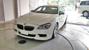 東京都港区のN社長様に 新車 BMW 640iグランクーペ Mスポをご納車させて頂きました。