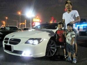 東京都小平市のS様に 2006y BMW 650i をご納車させて頂きました。