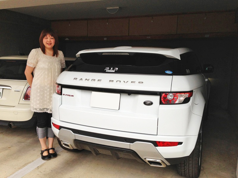 Car Insurance Company >> 福島県のT様に 新車 レンジローバー イヴォーク をご納車させて頂きました。 | キャルウイング | 輸入車専門店