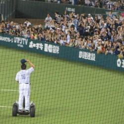 埼玉西武ライオンズ 石井一久投手が今季で引退 22年間お疲れ様でした。リーグ最終戦 引退セレモニーにご招待いただきました。