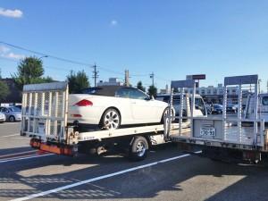 愛知県のH社長様に BMW 650カブリオレ をご納車させて頂きました。