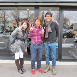 東京ヤクルトスワローズ 城石 憲之コーチ テレビ東京アナウンサー 大橋未歩夫妻に アウディ A4アヴァント Sラインをご納車させて頂きました。