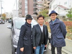 埼玉県のN様にホンダフリードスパイクをご納車させて頂きました。