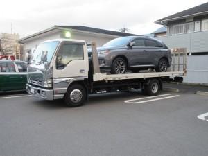 埼玉西武ライオンズ 炭谷選手のお父様にレクサスRX450hをご納車させて頂きました。