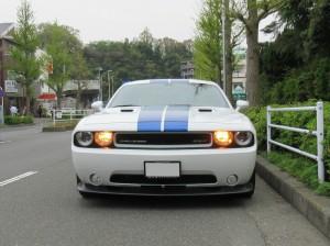 神奈川県のM様にダッジ・チャレンジャーSRT8 392 Inaugural Edition 1492台限定車をご納車させて頂きました。