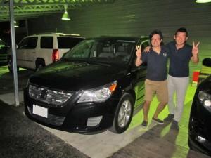 2台目のご購入ありがとうございます! 埼玉県のK様に フォルクスワーゲン ルータン をご納車させていただきました。
