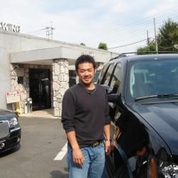東京ヤクルトスワローズ福川選手に新型タホご納車させて頂きました。