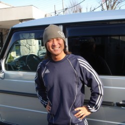 西武ライオンズ 平尾博嗣選手にG500Lをご納車させていただきました。