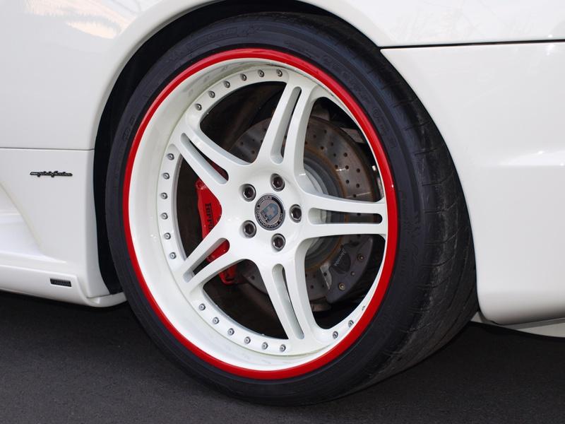 埼玉西武ライオンズ 石井一久投手より 愛車フェラーリ F430 のカスタムをご用命いただきました。