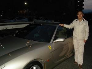 静岡県富士宮市にお住まいのY様に フェラーリ 456M GTA をご納車させて頂きました。