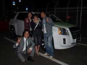 埼玉県新座市にお住まいのN様に 新車 GMC テレーン SLT2 をご納車させて頂きました。
