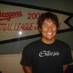 中日ドラゴンズ 平田良介選手にダッジ・チャージャーSRT8をご納車させていただきました。
