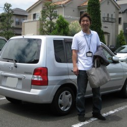 地元所沢市のH社様に マツダ デミオ LX-Gスペシャル をご納車させて頂きました。