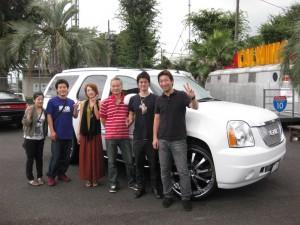 地元 所沢にお住まいのN様に 2008y GMC ユーコンデナリ をご納車させて頂きました。