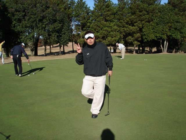 CALWING杯 SL会(スワローズ&ライオンズ)ゴルフコンペ 越生G.C