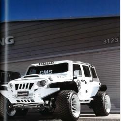 雑誌Jeep CUSTOM BOOK VOL.6 に弊社が掲載されました。