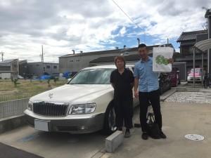 愛知県のH様に ヒュンダイ エクウスリムジン VL450 をご納車させて頂きました。