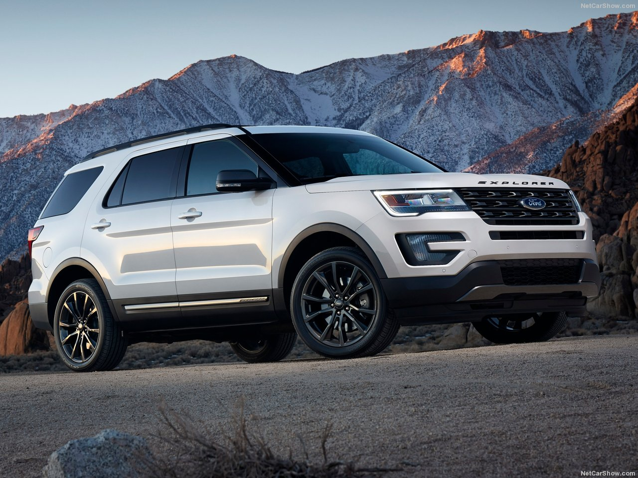 2017y Ford Exproler