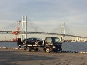あけましておめでとうございます。新年一発目のお仕事です!新型ACURA NSXが入庫しましたので港まで取りにいってきました!キャルウイングでは海外からお取り寄せしたお車の販売も承っております!輸入した車両の登録業務等も当 […]