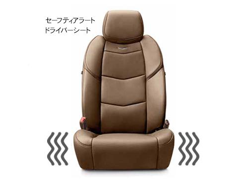 シート座面