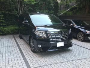 東京都のS様に トヨタ アルファード エグゼクティブラウンジを納車させて頂きました。