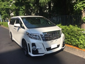 東京都のO様に新車アルファード エグゼクティブラウンジ WALDをご納車させて頂きました。