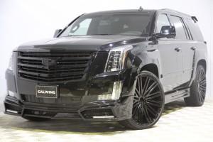 キャデラック エスカレード プラチナム NEXT NATION BLACK EDITION 新車