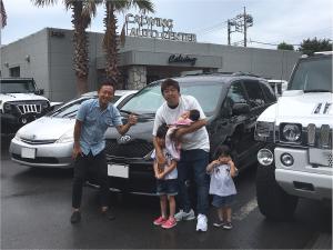 埼玉県のM様に新車 USトヨタ シエナ SEをご納車させて頂きました。