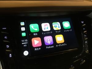話題のAppleCarPlay体感フェア開催中! エスカレードやラプターはスマホナビが使えます。