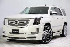 キャデラック エスカレード プラチナム NEXT NATION 新車コンプリートモデル