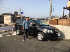 千葉県のS様に フォルクスワーゲン ルータン をご納車させていただきました!
