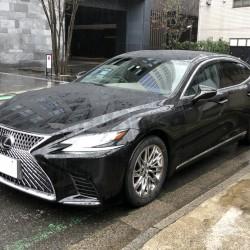 東京都のO社長様にレクサス LS500 エクスクルーシブご納車させて頂きました!