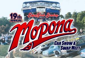 全国各地からアメ車好きが集う祭典!!19th Annual MOPONA CAR SHOW & SWAP MEETに参加してきました!!