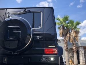 ゲレンデ W463 カスタム カリフォルニアマッドスターバンパー