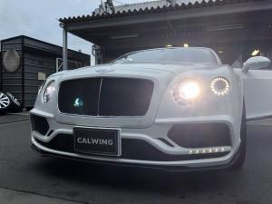 こんにちは、サービス課金子です。本日はベントレー コンチネンタルGTCのカスタムを行いましたのでご紹介致します。イギリスを代表する自動車メーカー、ベントレーコンチネンタルGTCにドイツを代表するチューニングメーカー、MA […]