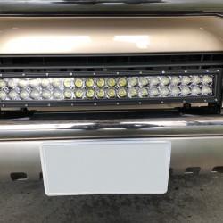 USトヨタ セコイア LED ライトバー 取付 カスタム