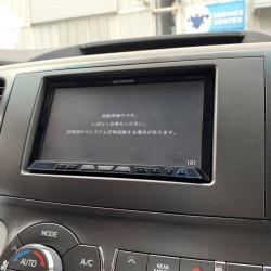 USトヨタ シエナ カーナビ交換!<br>オーディオ カスタム