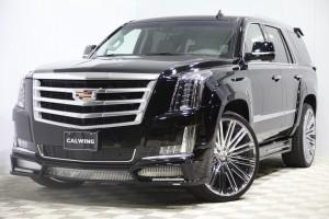 キャデラック エスカレード NEXT NATION ワイドボディ 新車