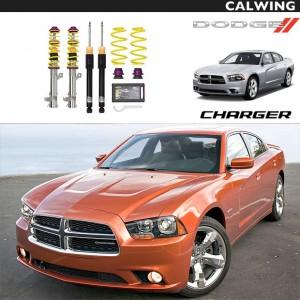 コイルオーバーサスペンションキット KW/カーヴェー V1 フロント&リアセット | DODGE /ダッジ CHARGER/チャージャー '11y〜'12y 車高調設 【アメ車パーツ】