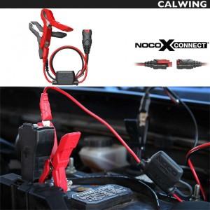 X CONNECT バッテリークランプ バッテリーチャージャー用 GC001 NOCO/ノコ   バッテリーケーブル バッテリーメンテナンス 【アメ車 欧州車 国産車 汎用】
